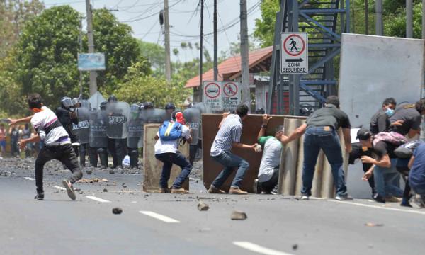 Il Nicaragua nel mirino degli Stati Uniti